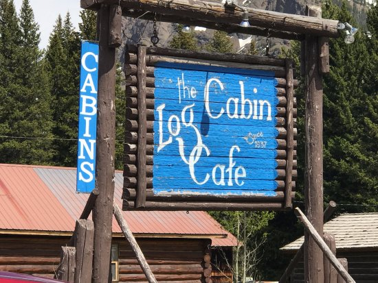 Silver Gate, MT: Great Food in a Rustic Setting