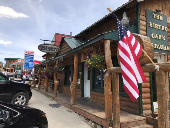 Cooke City, MT: Good Place for Lunch