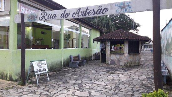 Rua do Artesão