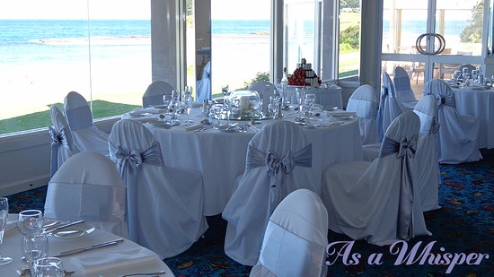 Mollymook, Austrália: Beachfront Wedding Venue