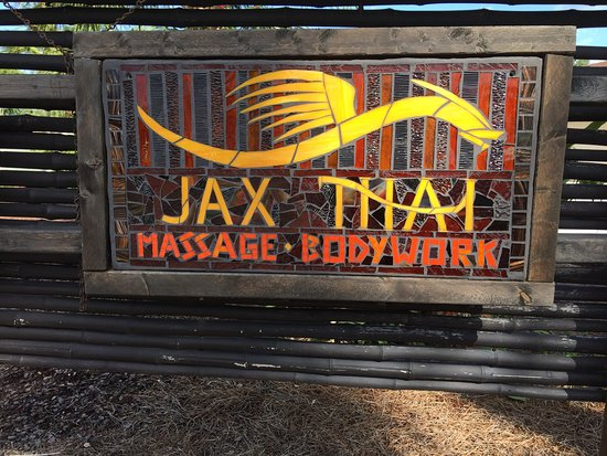 Jax Thai Massage and Bodywork