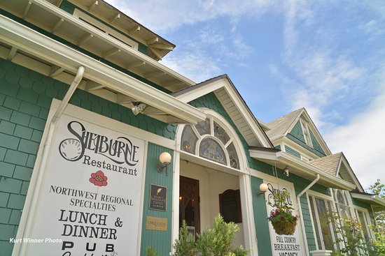 Seaview, วอชิงตัน: The Shelburne Inn has hosted travelers for over 121 years in its cozy guestrooms and restaurant