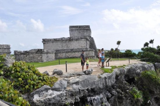 Self-Guided Tulum Tour with Private...