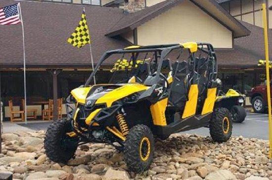 Autoguiado ATV Honda Pioneer vehículo...