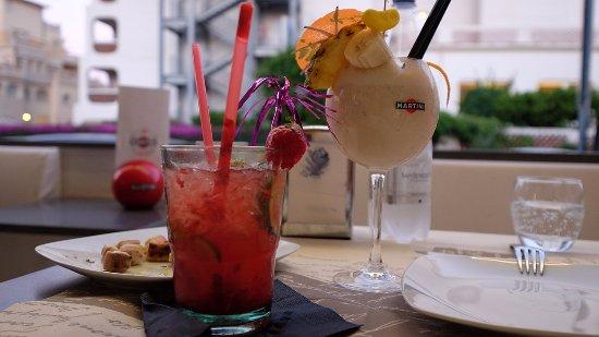 La Tortuga Ristopub : Cocktails