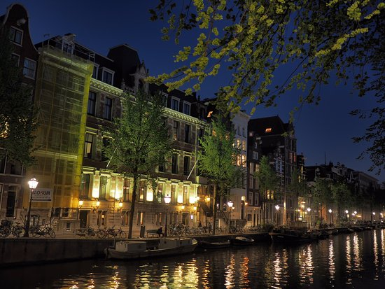 Herengracht And Hoxton At Night Picture Of The Hoxton