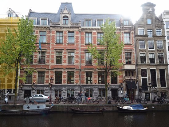 View From Across Herengracht Picture Of The Hoxton