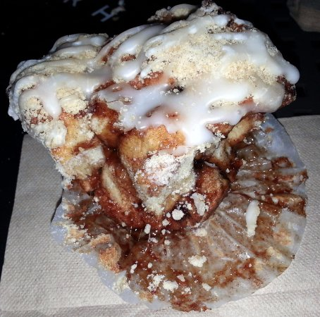 Скоки, Илинойс: a cobblestone muffin - sort of like monkey bread