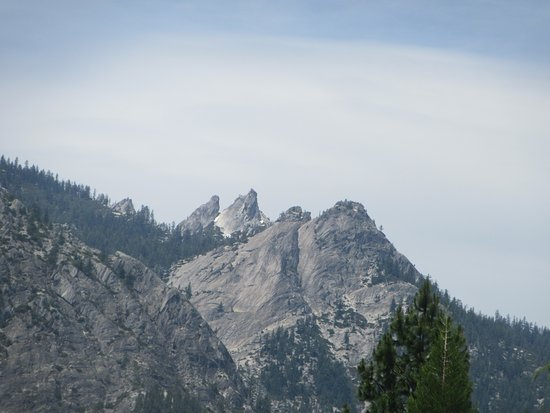 Castella, Kalifornien: Castle Crags State Park, California