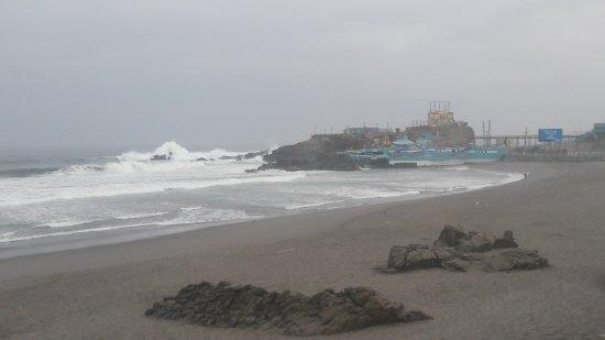 Mollendo, Perú: 🌊🌬🌣