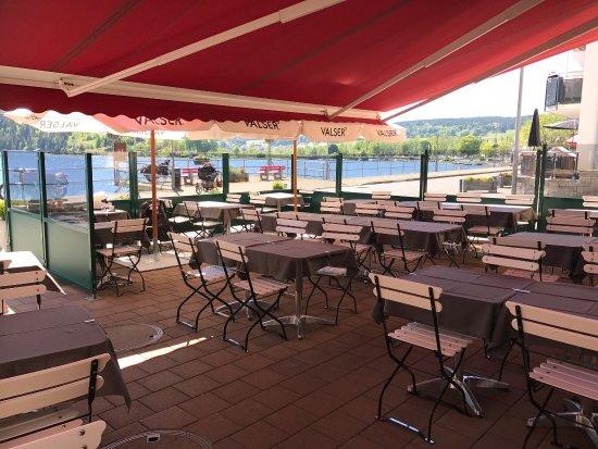 Le Pont, Suisse : Restaurant du Lac