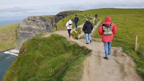 The Burren, Ireland: Burren Way