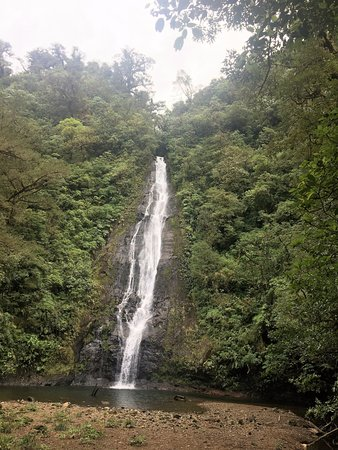 Bajos del Toro, كوستاريكا: Waterfall