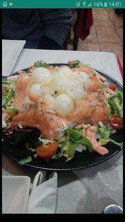 Cartajima, Spania: Restaurante El Mirador del Genal