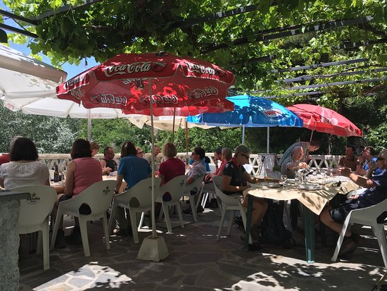 Mecina Fondales, Spain: El mejor sitio para comer!!