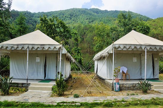 Entrance - Tatva Bir Tents and Hotels Photo