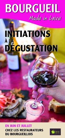 Bourgueil, Prancis: Initiations à la dégustation en juin et juillet !