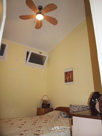 Masera di Padova, Italy: жилая комната
