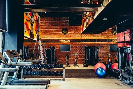 siam gym)