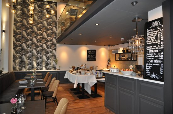 Clarion Collection Hotel Norre Park: Restaurang