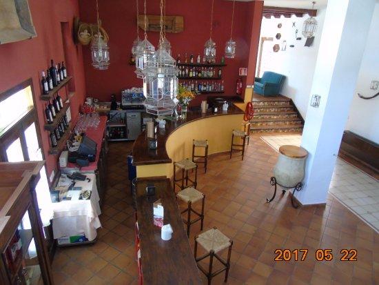 Hotel Villa de Priego de Cordoba: Zona bar