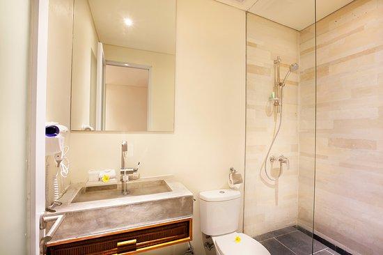 Jocs Boutique Hotel & Spa: Bathroom