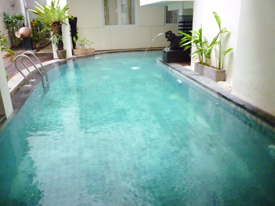 Jocs Boutique Hotel & Spa: Indoor Pool