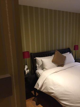 The Varsity Hotel & Spa: bedroom