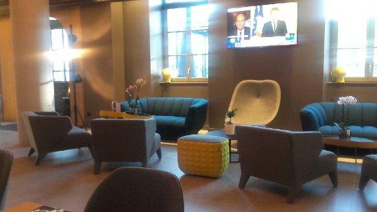 espace d tente picture of novotel saint brieuc centre. Black Bedroom Furniture Sets. Home Design Ideas