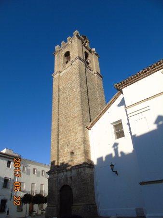 Church of La Asuncion: Fachada Oeste