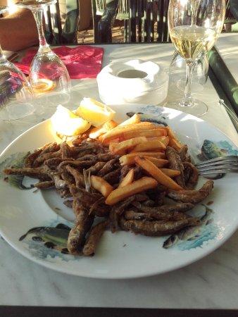 Châtenoy-en-Bresse, France : fritures