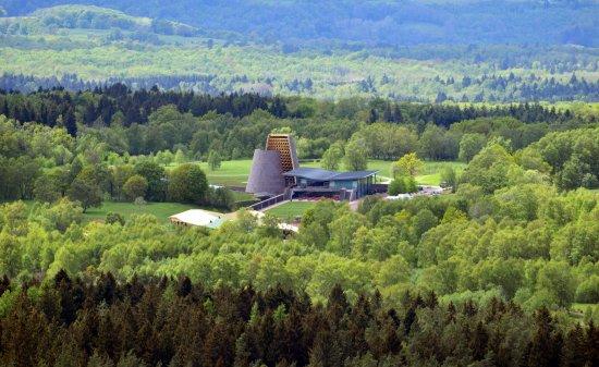 Kyriad Clermont Ferrand Sud - La Pardieu : VULCANIA