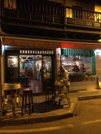 Restaurante La Chalana : photo0.jpg