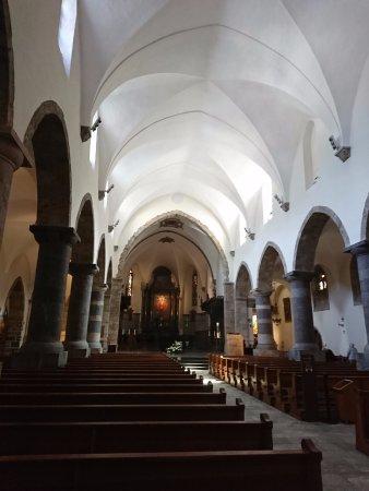 Saint-Maurice, İsviçre: L'intérieur de l'Abbaye
