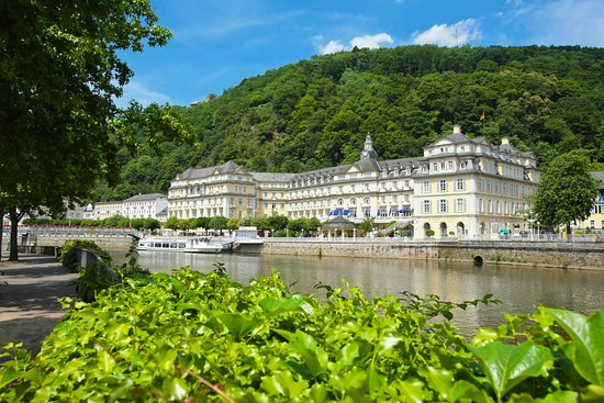 Bad Ems, Tyskland: Badeschloss