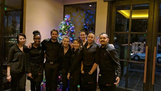 Diamond Bar, CA: Encore Teppan: young is everything