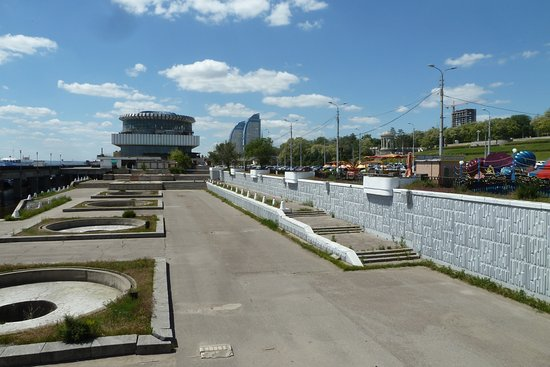 River-boat station