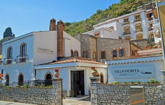 Vill Fiorita Taormina