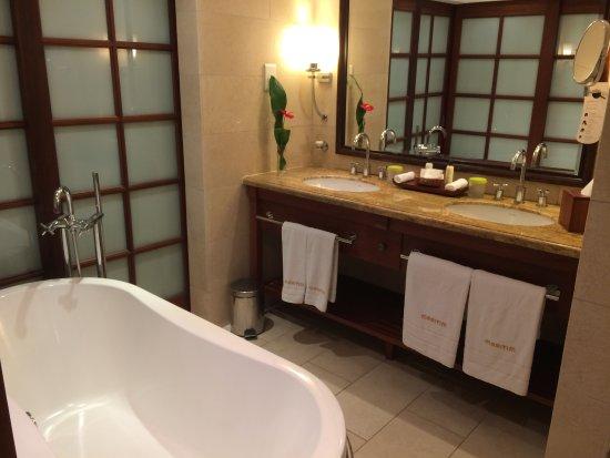 schones badezimmer, sehr schönes badezimmer! - picture of maritim resort & spa mauritius, Design ideen