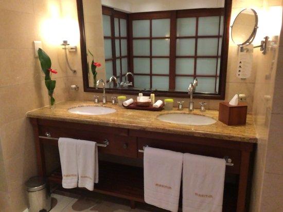 Sehr schönes Badezimmer! - Picture of Maritim Resort & Spa Mauritius ...