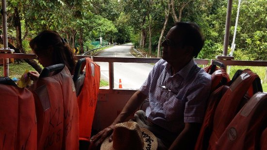 Langkawi Duck Tours- Day Tours: Duck on the road