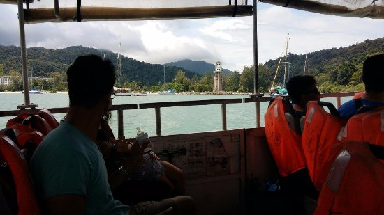 Langkawi Duck Tours- Day Tours: The old Duck is floating