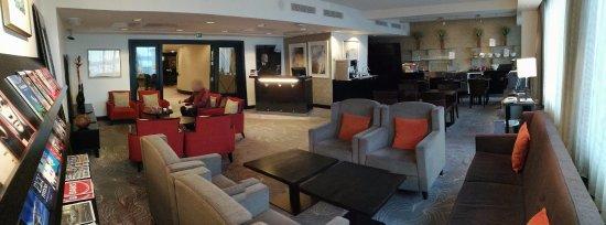 Crowne Plaza Hotel Helsinki: Club Lounge