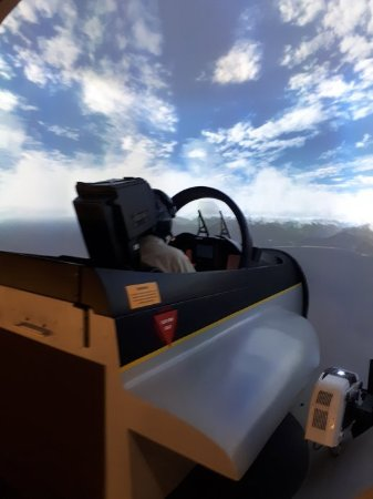 I-way : en pleine séance de combat enF18