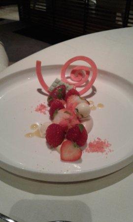 Sint-Niklaas, Belgium: dessert