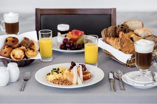 Velamar Budget Boutique Hotel:  Pequeno-almoço