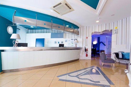 Velamar Budget Boutique Hotel: Recepção Hotel