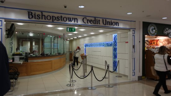Offering banking services including Bishopstown Credit Union