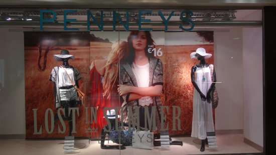 Anchor store, Penneys - Picture of Wilton Shopping Centre