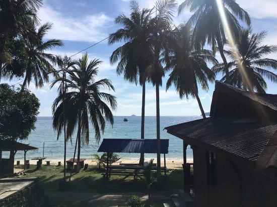 DiveAsia Tioman : front view of chalet